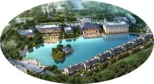 九江德安九仙岭森林宾馆工程